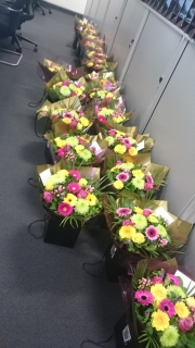 Flowers for events