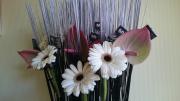 Workplace flowers